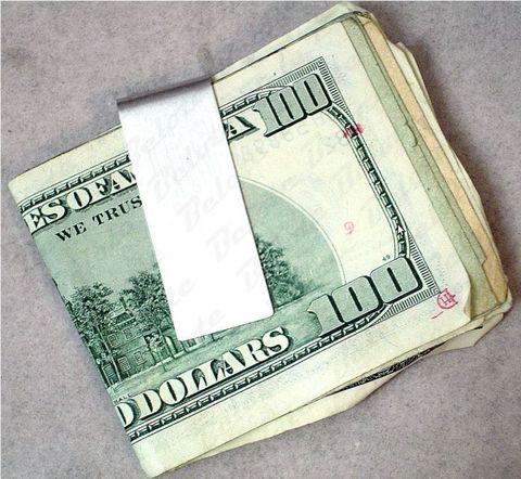 Зажим для денег