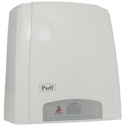 Сушилка для рук электрическая Puff-8811A сенсорная белая