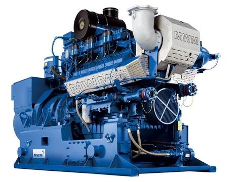Газопоршневые двигатели MWM