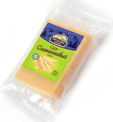 Сыр Предгорье Алтая Сметанковый Люкс 50% 200г