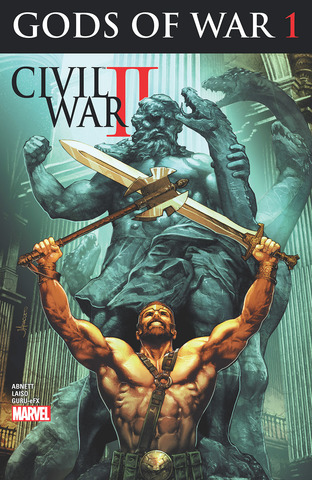 Civil War II: Gods of War #1