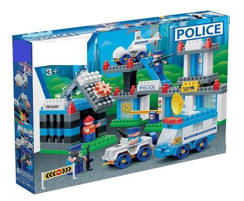 Конструктор 633 Полиция