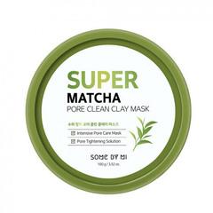 Глиняная маска  SOME BY MI Super Matcha Pore Clean Clay Mask 100g