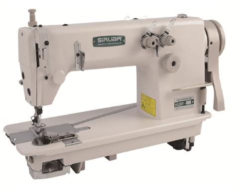 Двухигольная швейная машина цепного стежка Siruba L382-48 | Soliy.com.ua