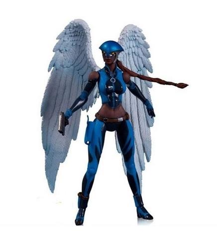 Earth 2 — Hawkgirl