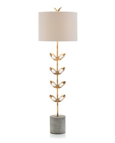 Crystal Bud Buffet Lamp