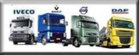 Продавцы запчастей для импортных грузовиков (TIR) на авторынке