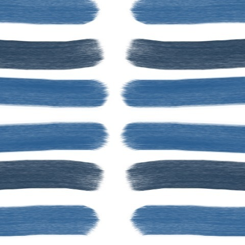 Синие полоски