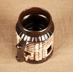 Пивная кружка «Банька» 500 мл, фото 2