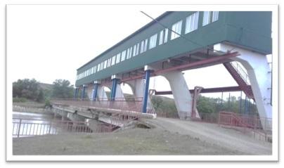 ПМООС. Реконструкция Сунженского гидроузла