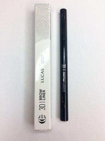 Маркер для бровей 3D BROW LINER CC Brow (серо-коричневый)
