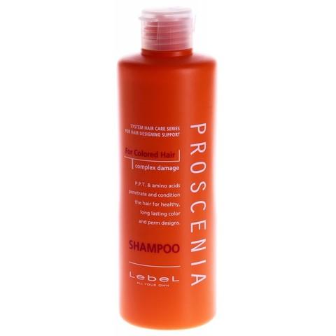 Шампунь для окрашенных волос Lebel Proscenia 300 мл