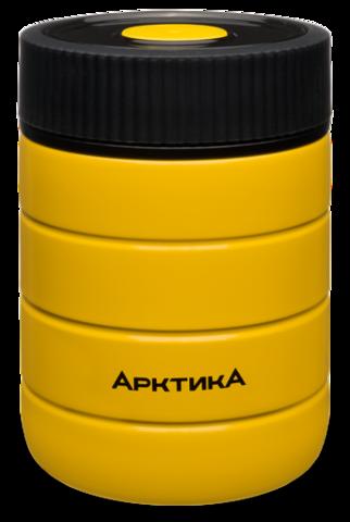 Картинка термос для еды Арктика 307-480 желтый - 1