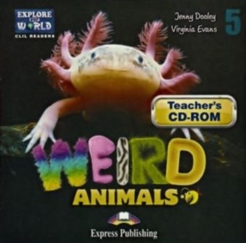 Weird Animals Teacher's CD-ROM