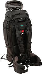 Рюкзак Tatonka Bison 75+10 black - 2