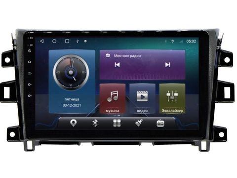 Магнитола для Nissan Navara (14-20) Android 10 4/64GB IPS DSP 4G модель CB-2288TS10