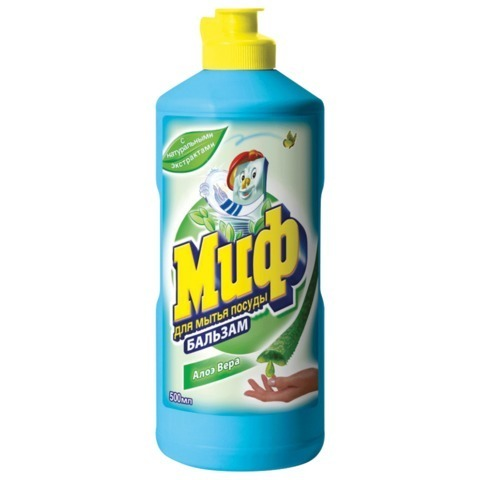 Средство для мытья посуды 500 мл, МИФ