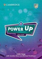 Power Up 6 Class Audio Cds(5)