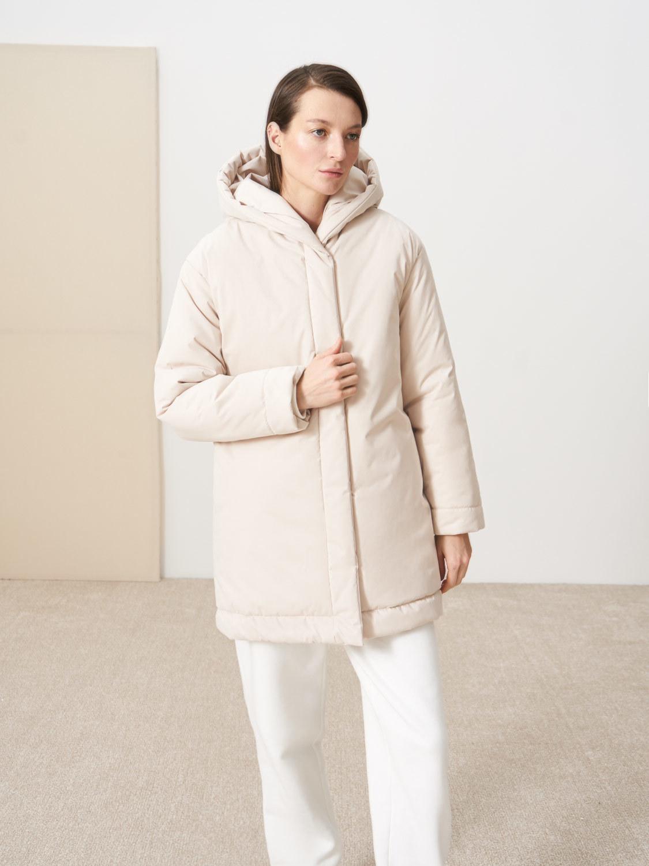 Куртка Омск с капюшоном