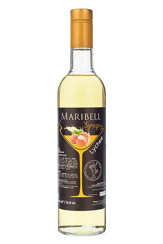 Сироп коктейльный Maribel
