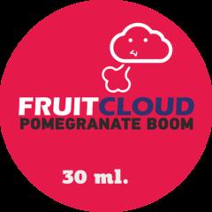 Премиум жидкость для электронных сигарет Pomegranate Boom, 6 мг