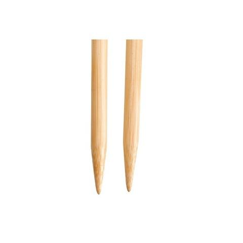 Спицы ChiaoGoo съемные бамбуковые  13 см 3,75мм