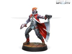 Morlock (вооружен Assault Pistol)