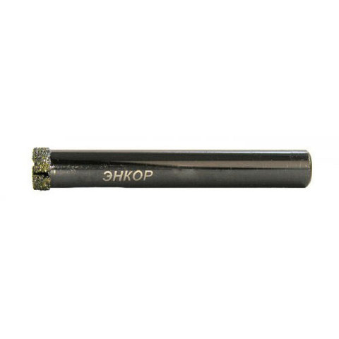 Сверло алмазное по керамограниту 6 мм