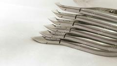 Кусачки для ногтей универсальные Classic Сталекс NC-65-1 (КМ -06),14 мм