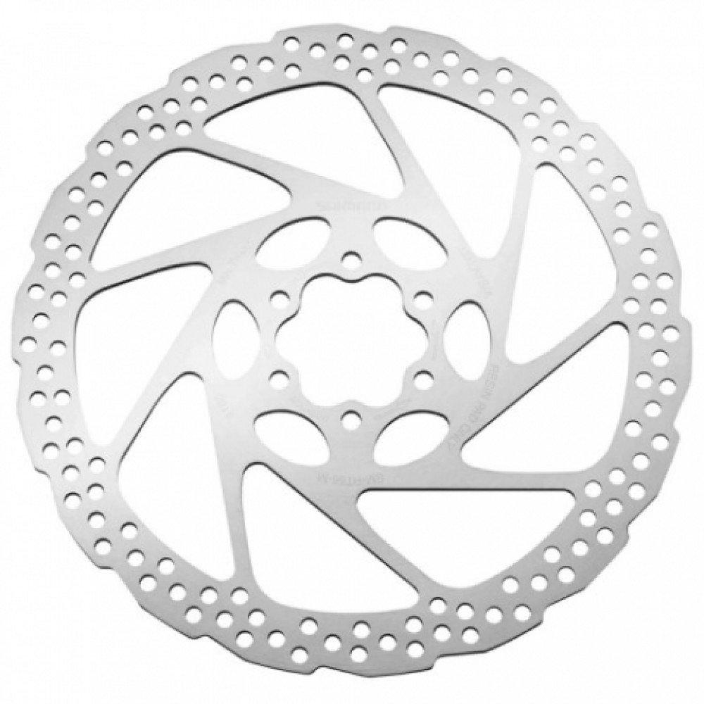 Тормозной диск RT56, 160мм, 6-болтов, только для пластиковых колодок