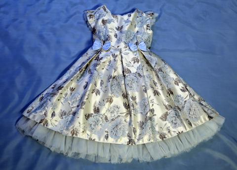 Платье Angelokids (светло-зеленое)