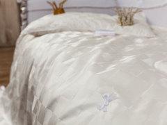 Комплект подушка + одеяло ручной работы 100x150