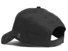 Бейсболка №9 черная