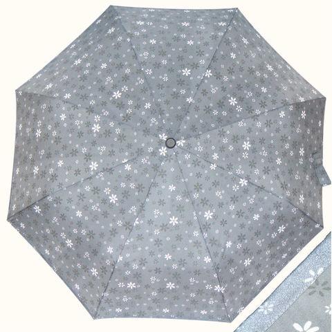 Купить перламутровый женский зонтик цветы, Италия
