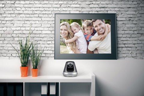Wi-Fi Видеоняня Wisenet SmartCam SNH-V6410PN