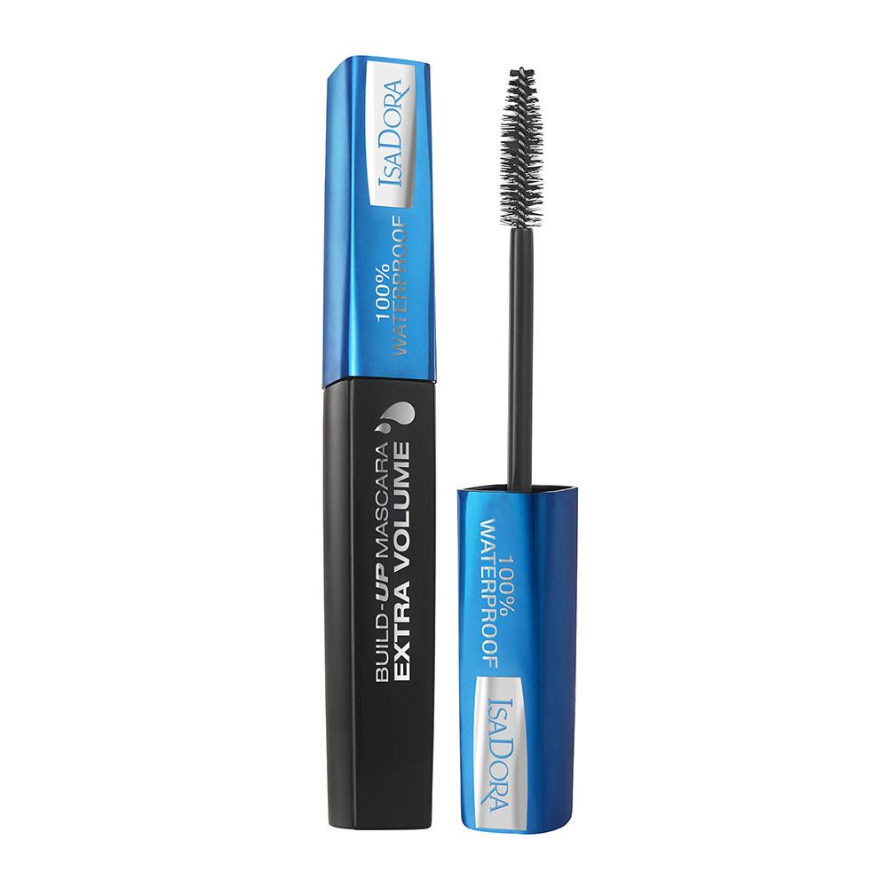 Тушь для ресниц Build-Up Mascara Extra Volume 100% Waterproof