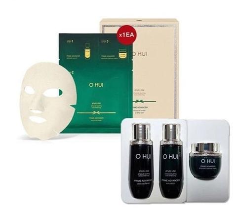 O HUI Prime Advanser kit (3 etems) + ampoul mask 3-step Set