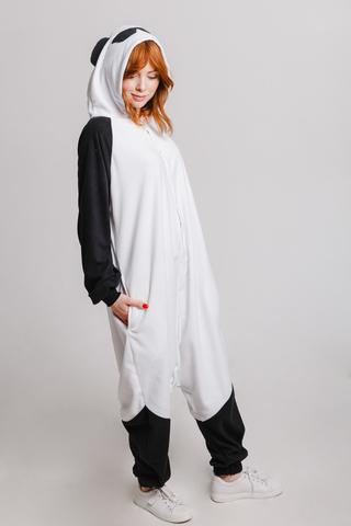 "Пижама кигуруми детская ""Крутая панда"""