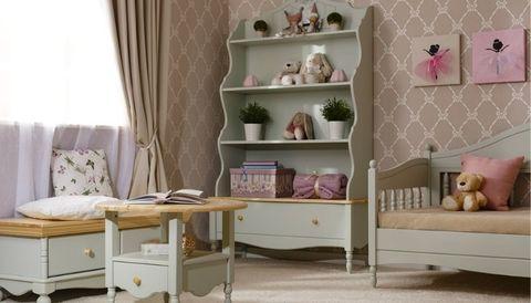 Мебель коллекции Набор мебели в детскую Айно 1