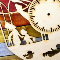 055-7328 Часы