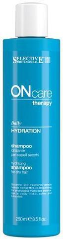 Увлажняющий шампунь для сухих волос,Selective Oncare Hydrate, 250 мл