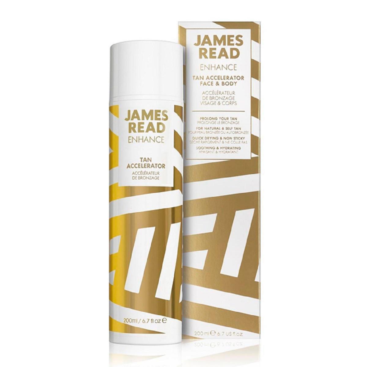 Усилитель загара для лица и тела James Read Enhance Tan Accelerator Face & Body 200 мл