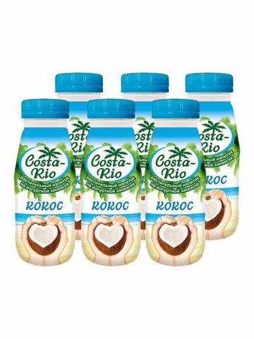 Напиток Costa Rio кокос, 250г. (Продальянс)