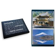 Карманный альбом для открыток с 20 листами на 80 карточек 10х15 смКопировать товар