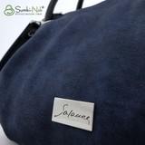 Сумка Саломея 278 сфинкс синий + черный
