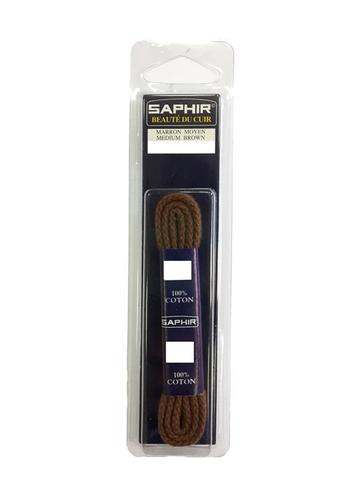 Шнурки  Круглые Толстые  120см  (10 цветов)  SAPHIR
