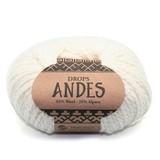 Пряжа Drops Andes 1101 белый