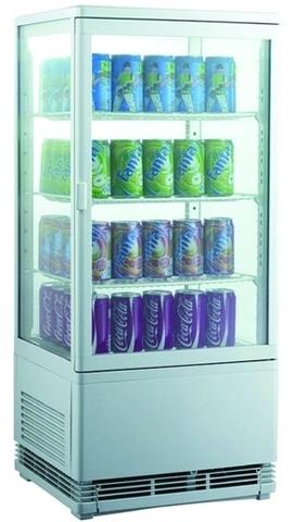 барные холодильники со стеклянной дверью