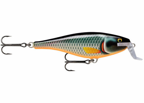 Воблер RAPALA Super Shad Rap 14 см, 45 г, цвет HLW