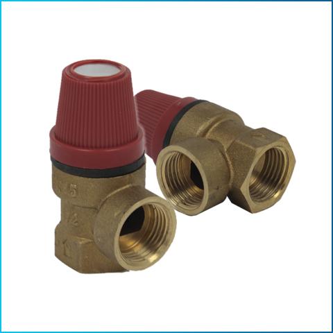 Предохранительный клапан safety valve